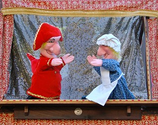 Punch and Judy close up | by virgohobbs