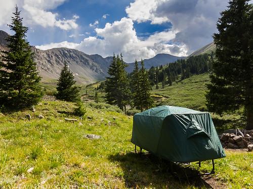 Stevens Gulch Camp | by IntrepidXJ