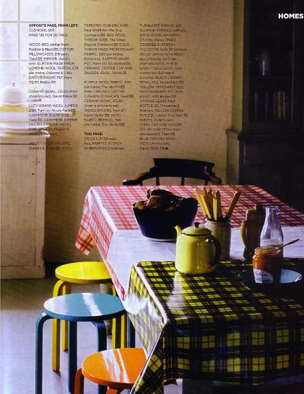 Painted Ikea Frosta Stools Red Magazine Walnuts Farm Www Flickr