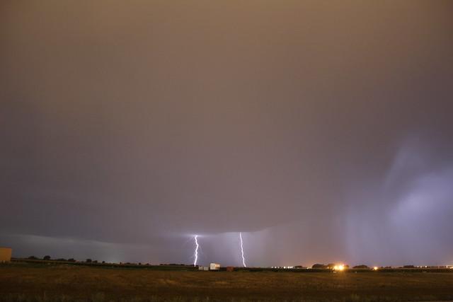 073112 - Late Night Nebraska Thunderstorms