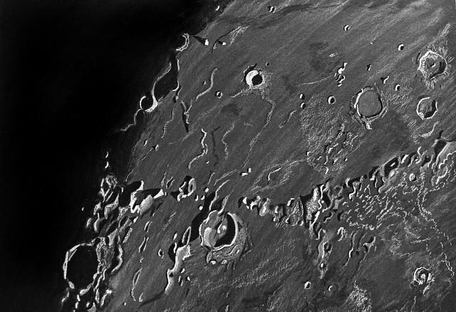 Moon Sketch 25th July 2016