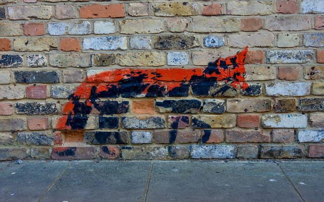 Urban Foxes (Hiding In Plain Sight)