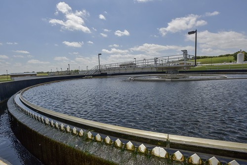 Panther Creek WWTP #wastewater