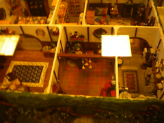 A scale model of BagEnd.