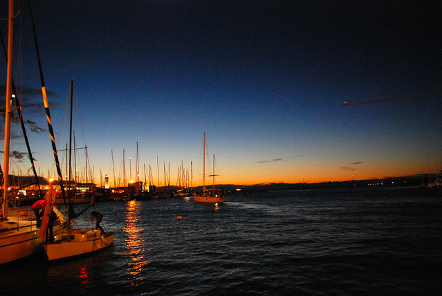 Trieste - A Safe Harbour for Night-time Beauty!