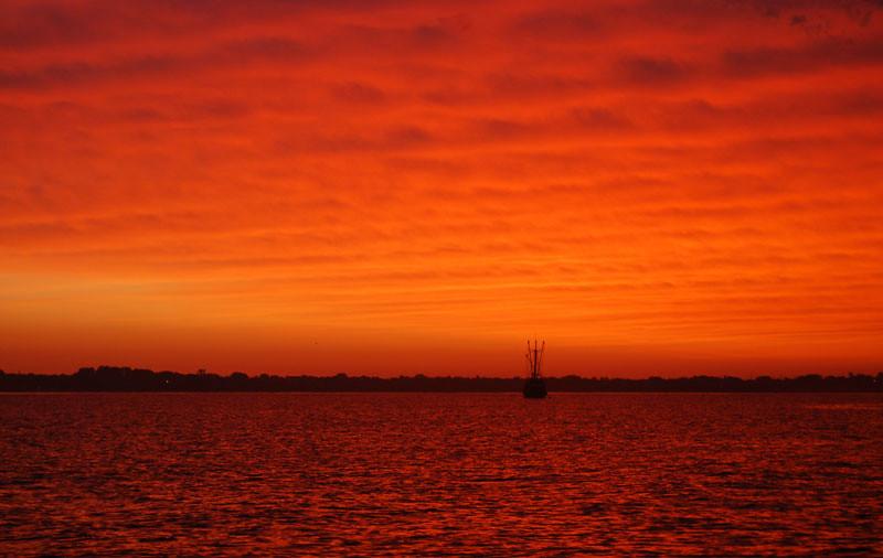 Sunrise Point Judith, RI