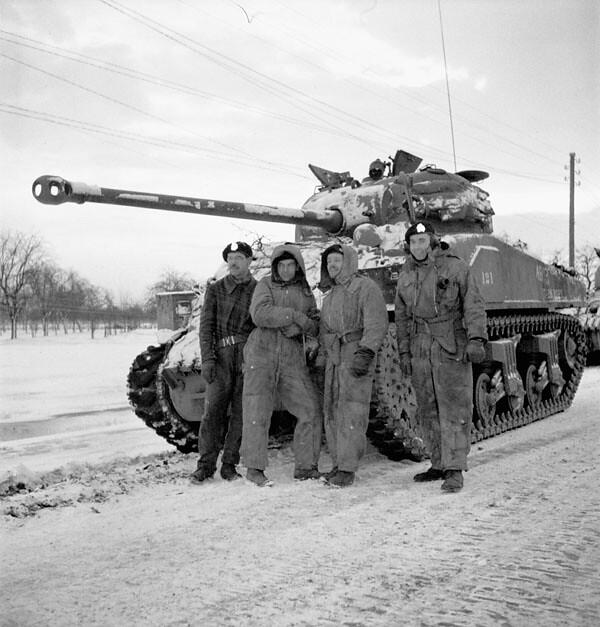Sherman Vc Firefly 1945 vl