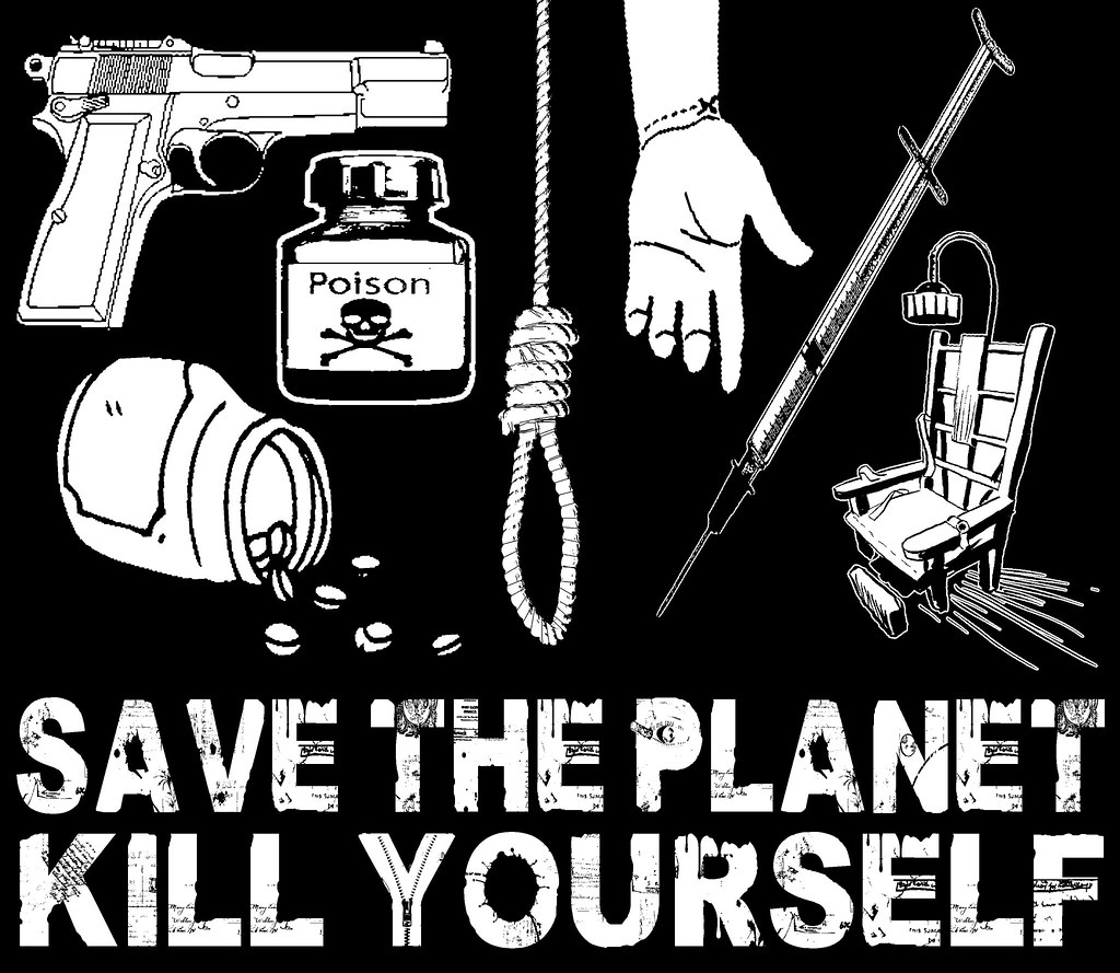 540995762 ... Save the Planet Kill Yourself 2012
