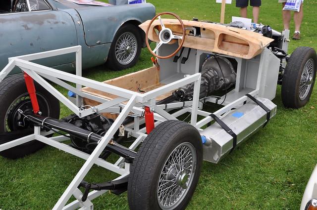 Peerless chassis