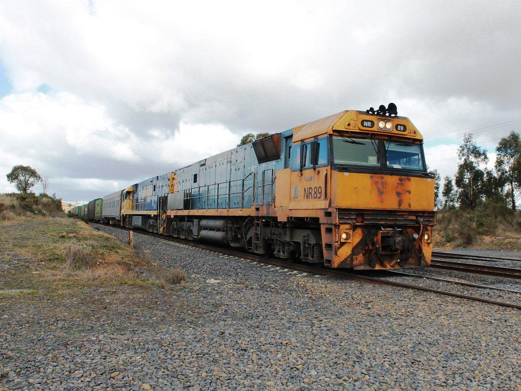 NR89 NR94 through Wandong by S312 Photography