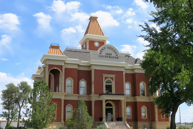 The Bent County Courthouse