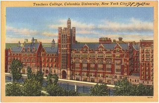 Teachers College, Columbia University, New York City | by Boston Public Library
