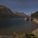Waterton Lake at Goat Haunt