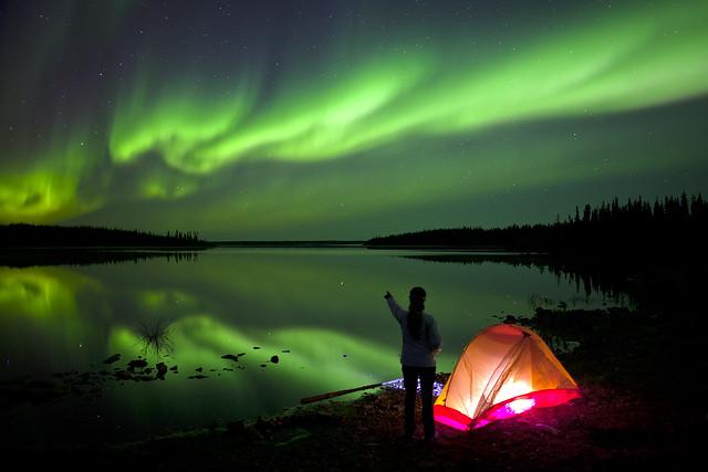 Aurora Borealis NWT
