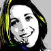 Alessia 2011, acr. su tela (60x90