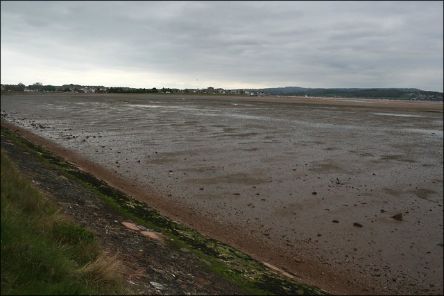 Approaching Exmouth