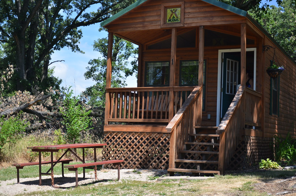 Starved Rock Koa Cabin Starved Rock Area Camp Ground In No