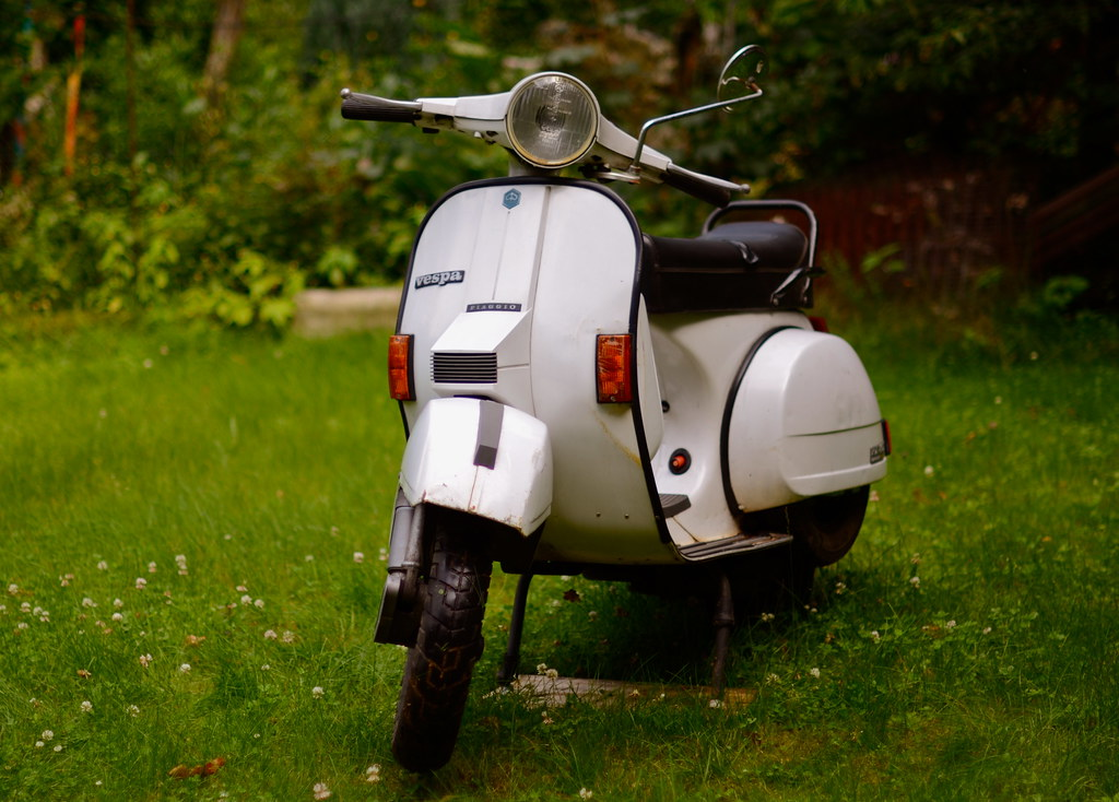 Vespa PX 80E (for sale) | I'll be selling my beloved Vespa w