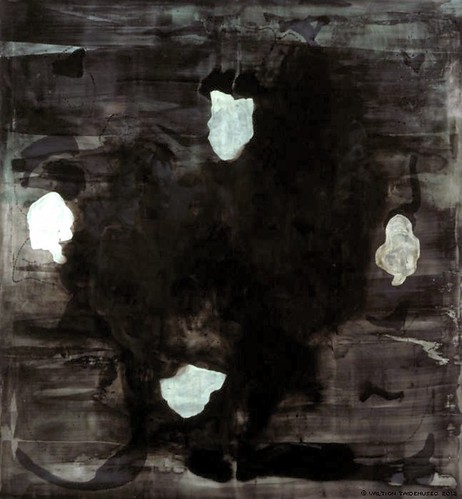 Jenssen, Olav Christopher (1954- ) - 1990-91 Aphasia, from the Series Lack of Memory (Finnish National Gallery, Helsinki, Finland)   by RasMarley