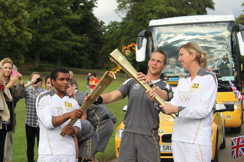 Olympic Torch Relay - Day 62 Leeds Castle | by amsr_photography