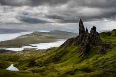 The Moody Old Man of Storr