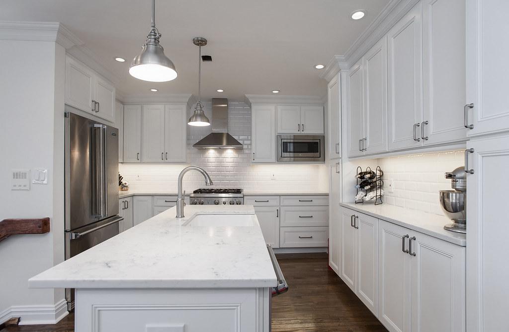 lighting in kitchen photo