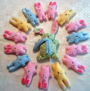 Ciranda de coelhos
