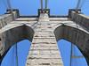 New York – Brooklynský most, foto: Luděk Wellner