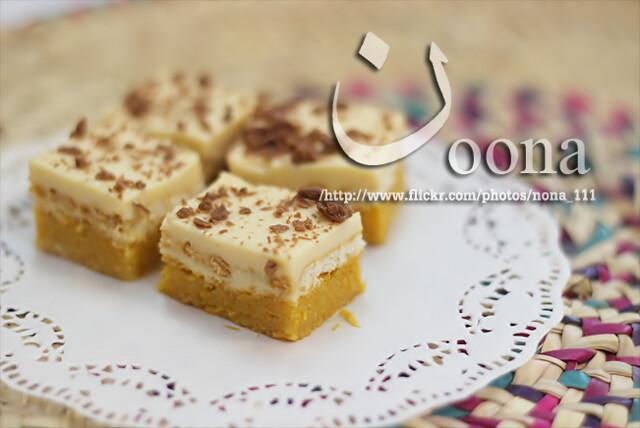 2 2 حلى الشعيريه بالكريمه لذيذ وسهل وسريع ومابه حلا كثي Flickr