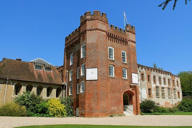 Farnham Castle #1