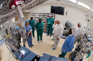 Fort Belvoir Community Hospital astounds with groundbreaking technology and devotion to patient care | by Army Medicine