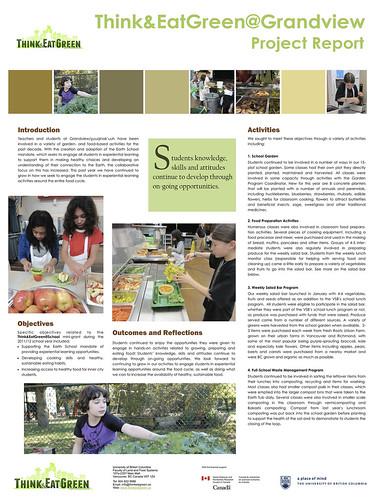 Think&EatGreen@Grandview Elementary | by thinkeatgreen
