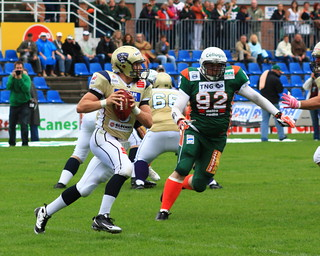 Kiel Baltic Hurricanes vs. Dresden Monarchs | by Alexander Ruoff