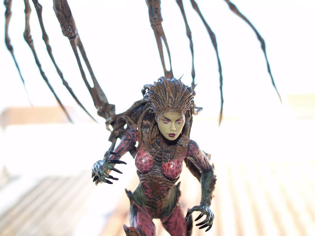 Sarah Kerrigan Starcraft 2 Series 2 Antonio Sucena Flickr
