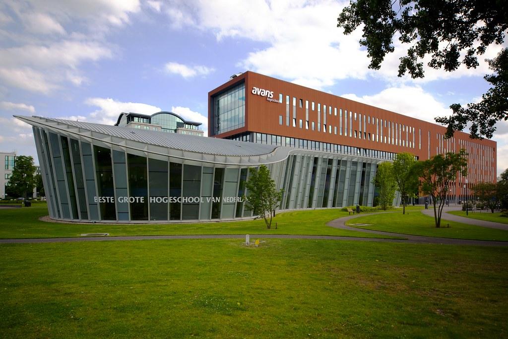 92faa7f119 ... Avans University in Breda