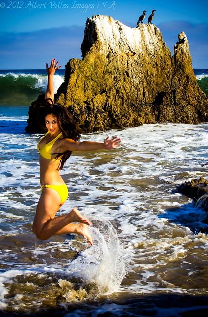 Malibu Jump!