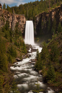 Tumalo Falls | by Courtarro