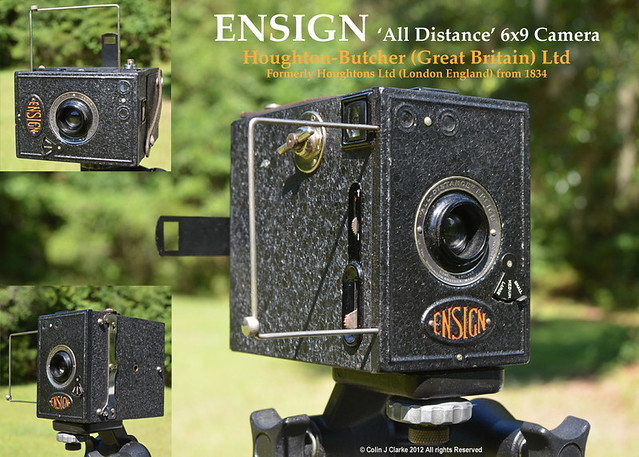 Ensign All-Distance 6x9 Box