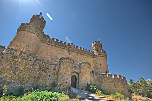 castillo de los Mendoza   by pegatina1