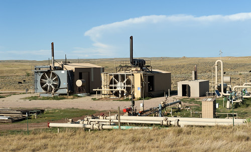 Yet another compressor station Powder River | by Jeremy Buckingham MLC