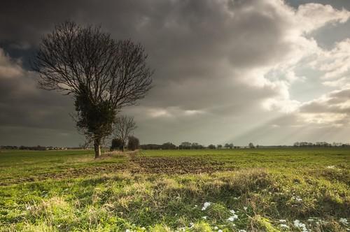 essex barling clouds winter