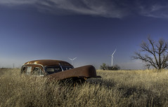 Rusted Hearse