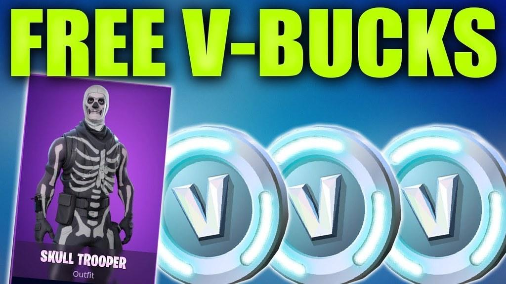 free v bucks hack no verify