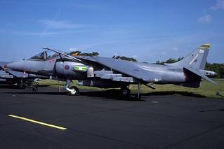 Harrier GR7 ZG856