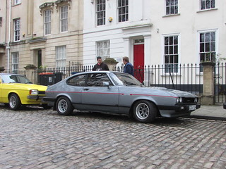 Ford Capri 2.8 Injection Special B204YUH | by Andrew 2.8i