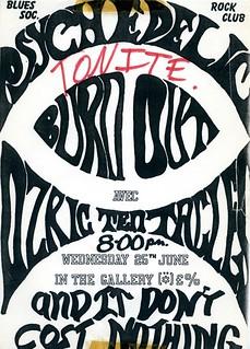 Ozric Tentacles   1986