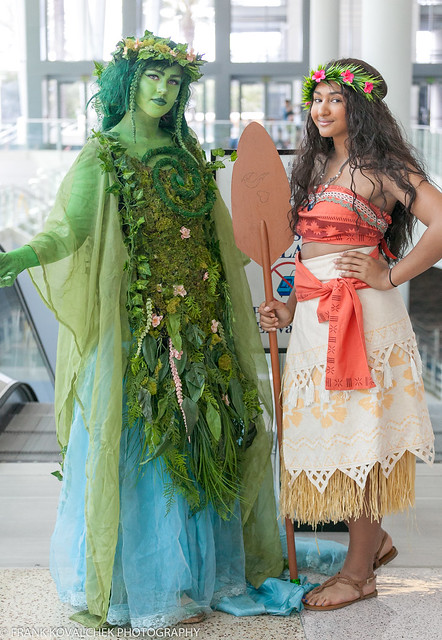 Cosplayer(s) at the 2018 Wondercon - Friday