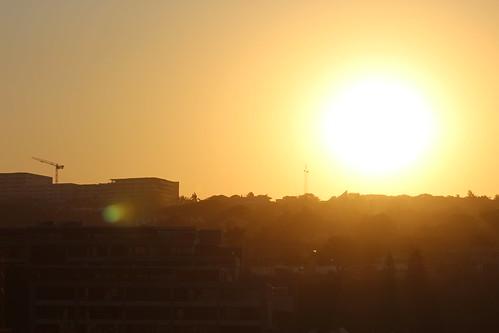 durban southafrica south africa sunset durbansunset sunlight sun umhlanga kwazulunatal skyline skyscrapers skyscraper city cities travel travelling