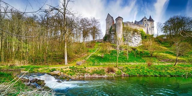 Château de Mielmont -Onoz - 4926