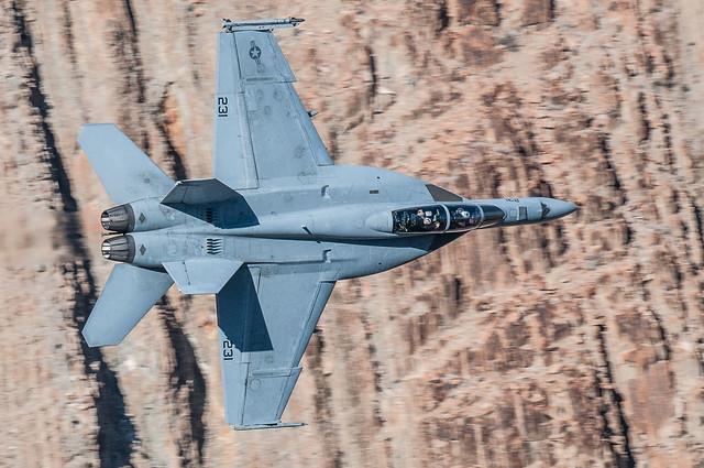 VX-9 Vampires Super Hornet
